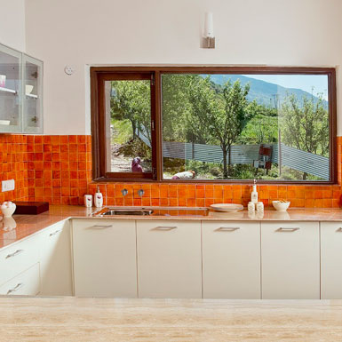 Kaisville Country Homes Kitchen View
