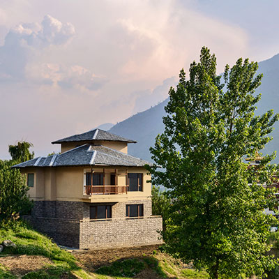 Kaisville Country Homes Independent villas in Kullu, Manali, Himachal